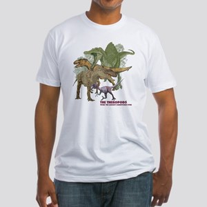 theropods Fitted T-Shirt