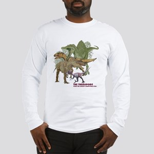 theropods Long Sleeve T-Shirt