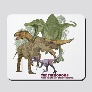 theropods Mousepad
