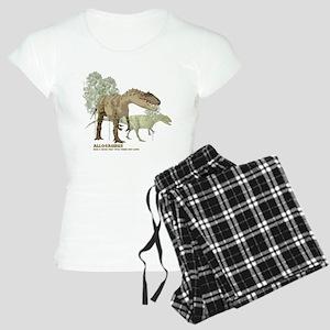 allosaurus Women's Light Pajamas