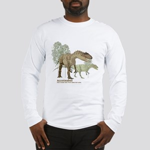 allosaurus Long Sleeve T-Shirt