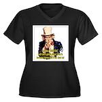 image Plus Size T-Shirt