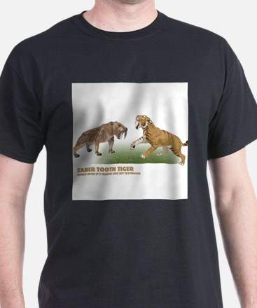 saber tooth.png T-Shirt