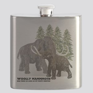 woolly mammoth Flask