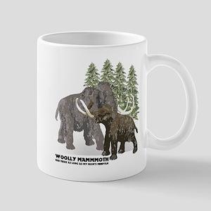 woolly mammoth Mug