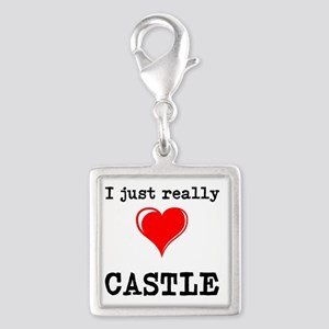 The Love for Castle Charms