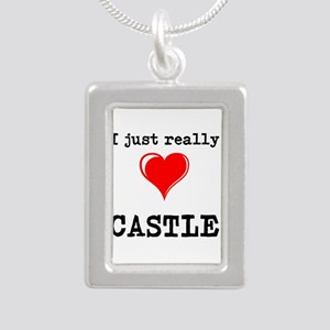 The Love for Castle Necklaces