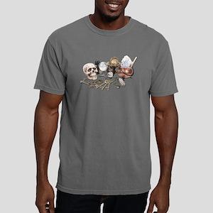 Skull_Keys_Witch_Desk_Items T-Shirt