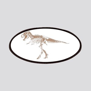 t rex skeleton Patches