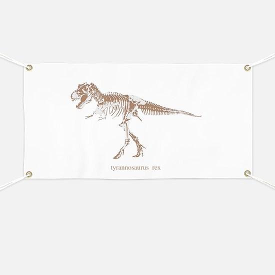 t rex skeleton.png Banner