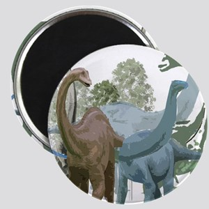 The Sauropods Magnet