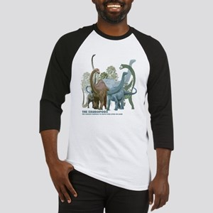 The Sauropods Baseball Jersey
