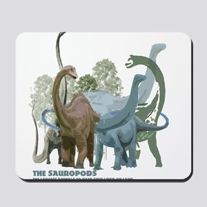 The Sauropods Mousepad