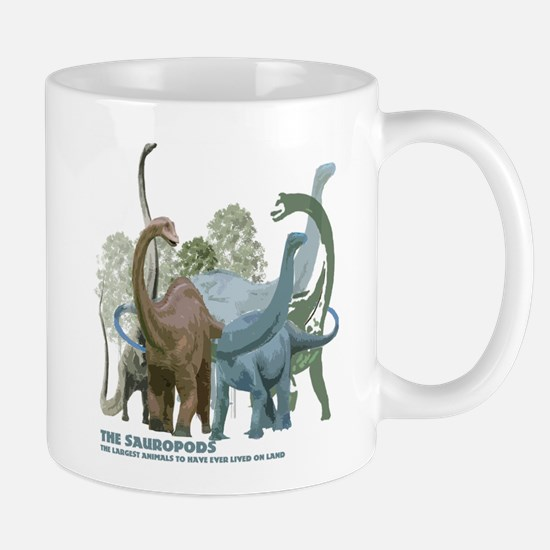 The Sauropods Mug