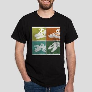 4 Heads Dark T-Shirt