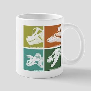 4 Skulls Mug