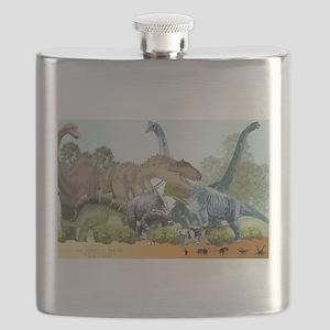 jurassic Flask