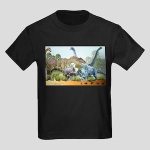jurassic Kids Dark T-Shirt