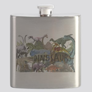 ALL WHITE Flask