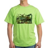 Dinosaur Green T-Shirt