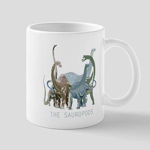 3-sauropods Mug