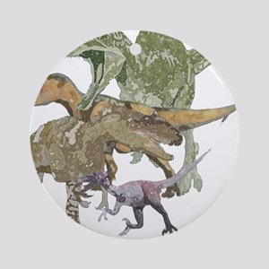 3-theropods Ornament (Round)