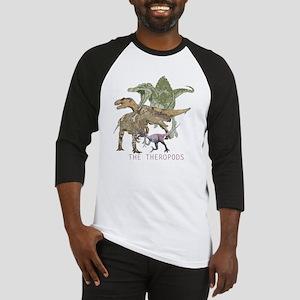 3-theropods Baseball Jersey