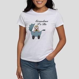 Grandma To Be Carriage T-Shirt