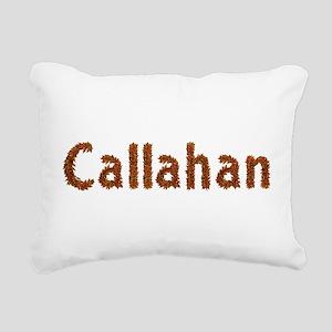 Callahan Fall Leaves Rectangular Canvas Pillow