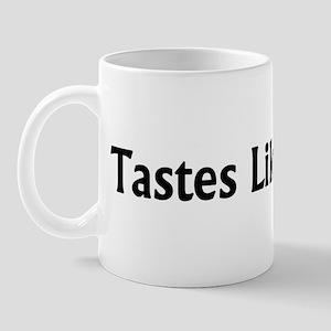 Tastes Like Wiccan Mug