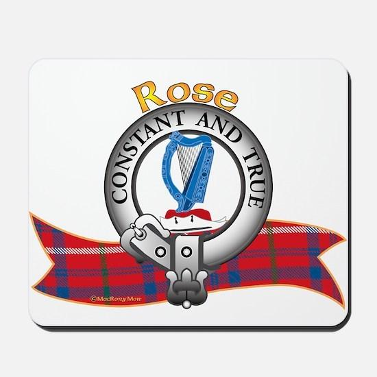 Rose Clan Mousepad