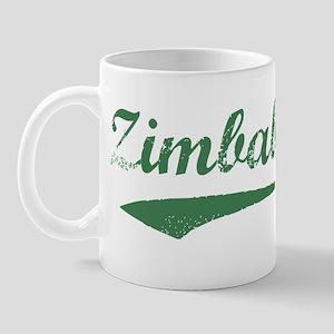 Vintage Zimbabwe (Green) Mug