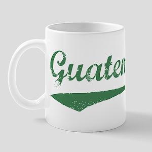 Vintage Guatemala (Green) Mug