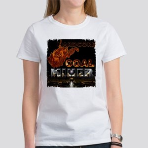 Hardcore Coal Miner... T-Shirt