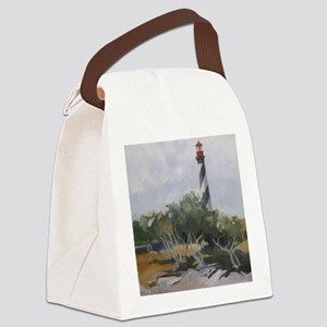 St. Augustine Lighthouse Canvas Lunch Bag