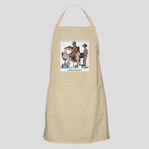 A Meeting of Audio Buffs Apron
