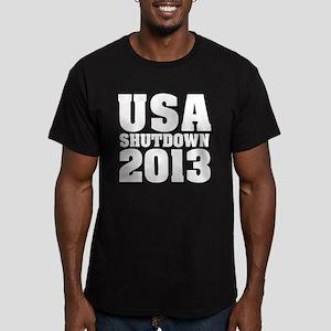 USA Shutdown 2013 T-Shirt