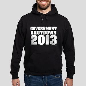Government Shutdown 2013 Hoody