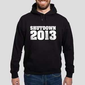 Shutdown 2013 Hoody