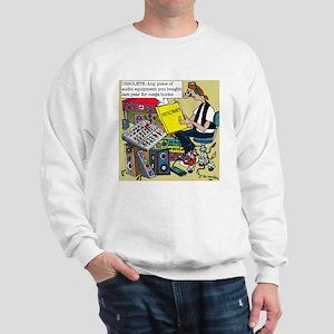 Planned Obsolescence Sweatshirt