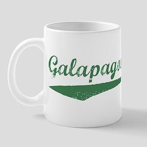 Vintage Galapagos Islands (Gr Mug