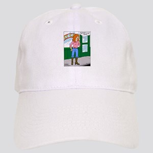 "Rosie's ""Nice Message"" Baseball Cap"