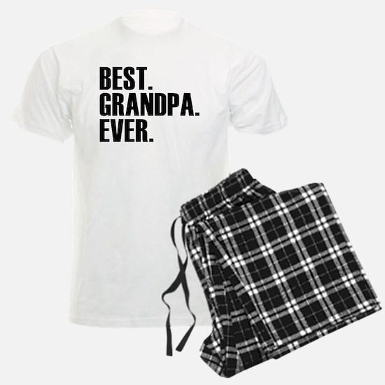 Best Grandpa Ever Pajamas