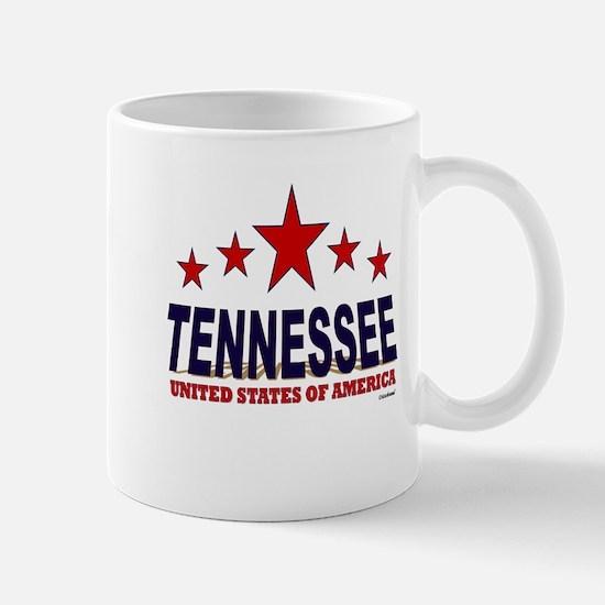 Tennessee U.S.A. Mug