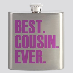 Best Cousin Ever Flask
