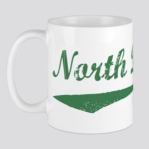 Vintage North Dakota (Green) Mug