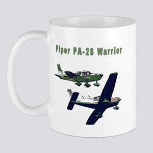 Piper Warrior Mug