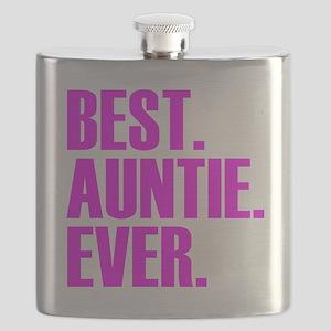 Best Auntie Ever Flask