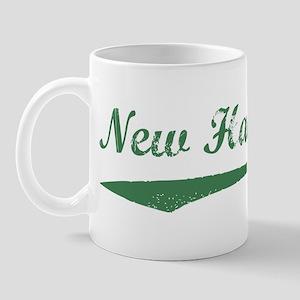 Vintage New Hampshire (Green) Mug
