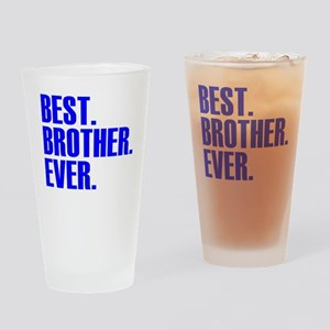 Best Brother Ever Drinking Glass